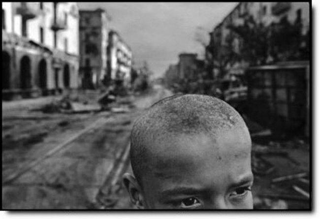 war photography - by JAMES NACHTWEY - be artist be art
