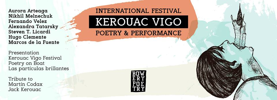 Kerouac Vigo International Festival - be artist be art