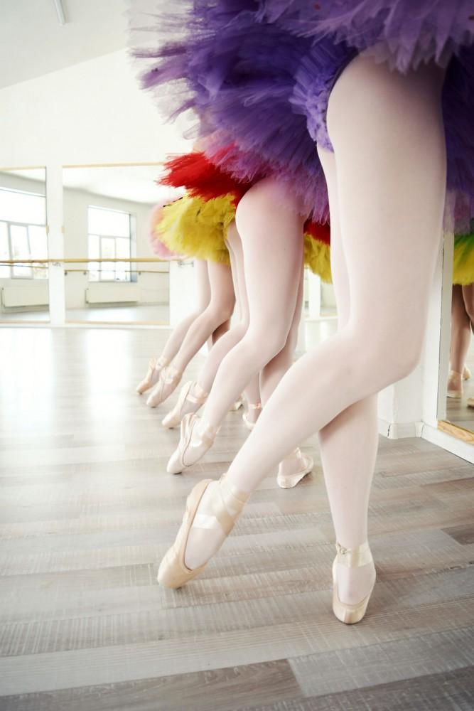 Dance Colours - be artist be art