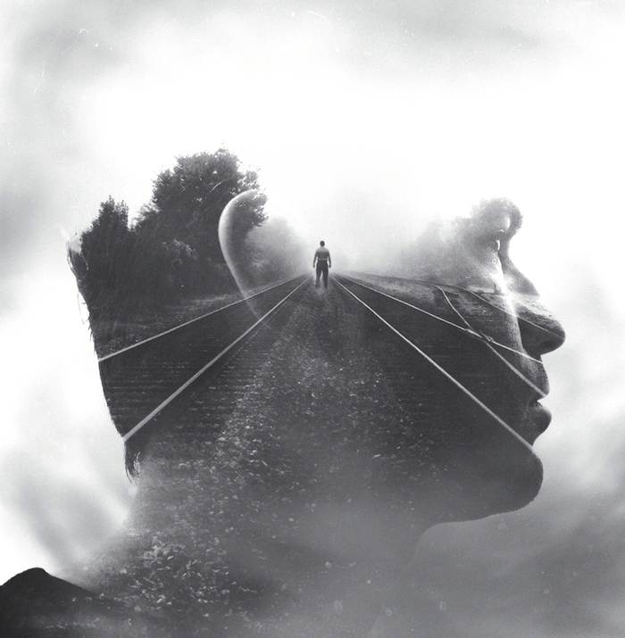 Soul Illusions - by Brandon Kidwell - be artist be art