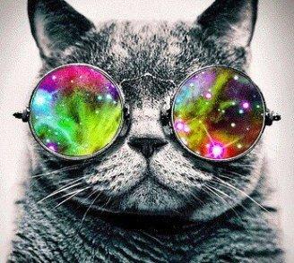 Galaxy in my eyes - Fantasy - be artist be art