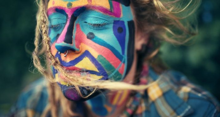 Freedom Festival - by The Plaid Zebra - be artist be art