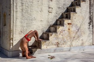Pure Yoga - by Michael O'Neill - be artist be art