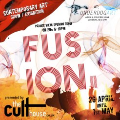 The Cult House Fusion II - be artist be art