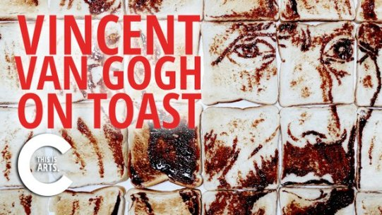 Van Gogh - Canvas picks - be artist be art