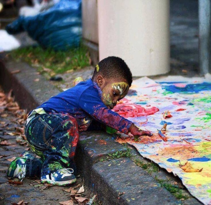 Create - Joy - Life - be artist be art