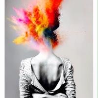 Brain Colours - Be creative