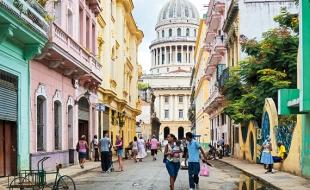 La Habana, Cuba - Raw & Beauty, Old Glory - be artist be art