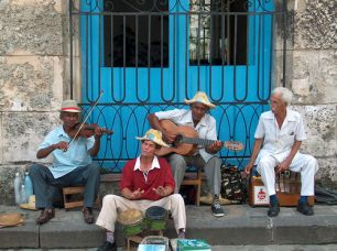 La Habana, Cuba - Raw & Beauty, Old Glory - be artist be art