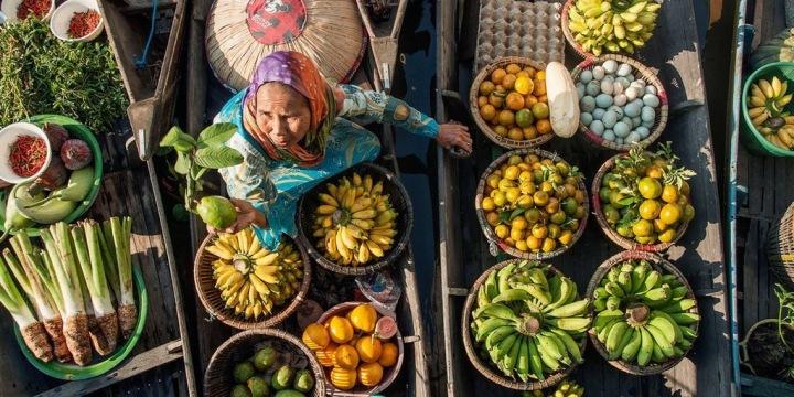 Fruitful life - World Faces - be artist be art