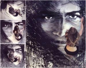Dance Painting - Zarah Abraham - be artist be art