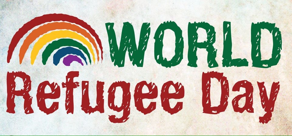 #WorldRefugeeDay - be artist be art