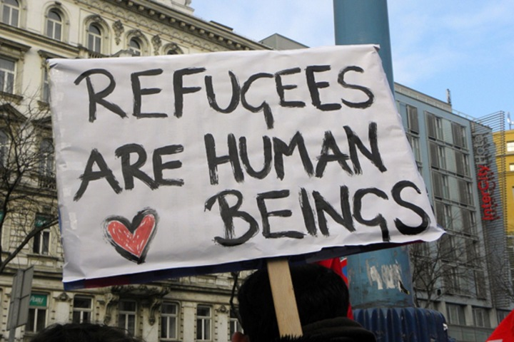 #WorldRefugeeDay - be artist be art