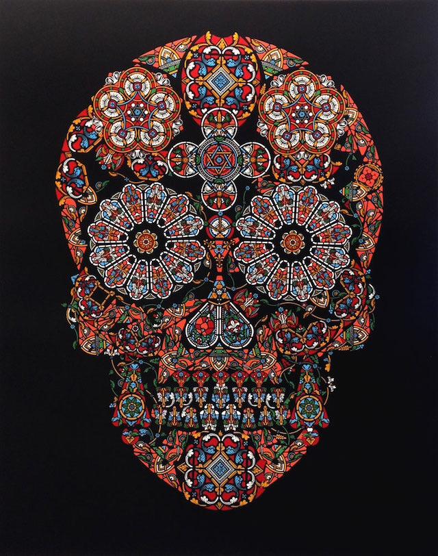 Creative Skull - by Jacky Tsai - be artist be art