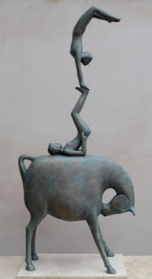 I believe I can fly ! - #Sculpture - be artist be art