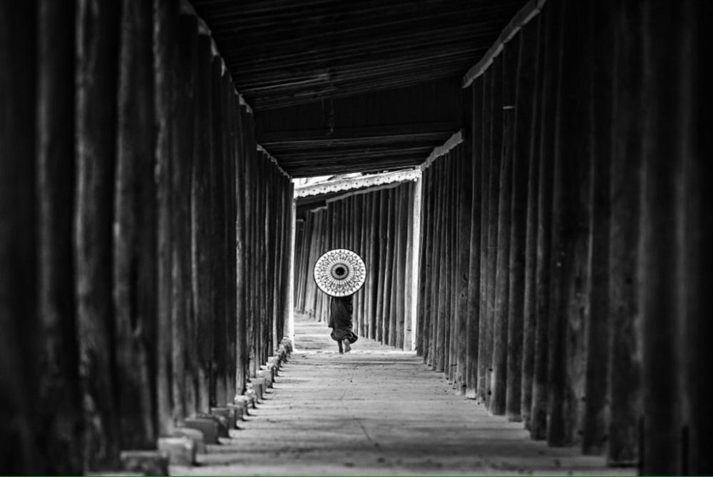 Away - by Zay Yar Lin - be artist be art