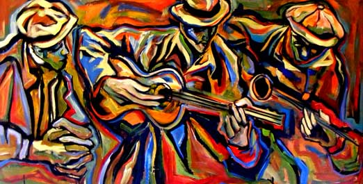 Let the #music Play ! - by Corey Barksdale - be artist be art