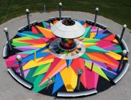 OKUDART - A genius of Multicolor Geometric Art