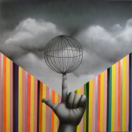 OKUDART - A genius of Multicolor Geometric Art - be artist be art