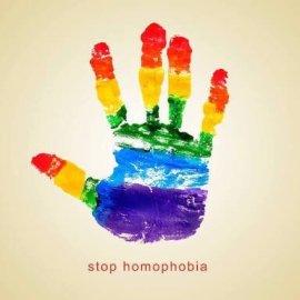 #STOPHOMOPHOBIA - #PRAYFORORLANDO - be artist be art