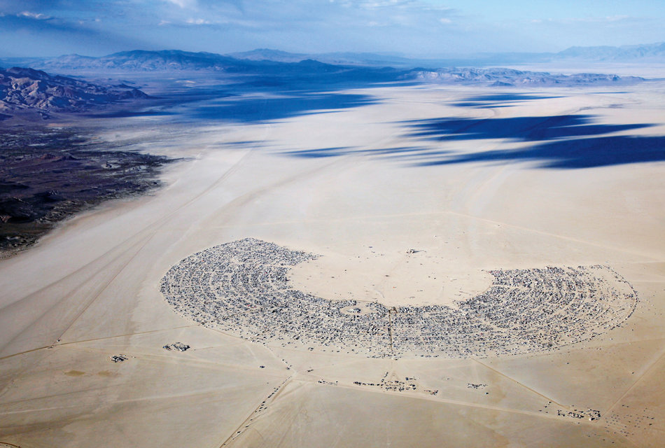 #BurningMan Festival 2016 - Best #Art Selection - be artist be art