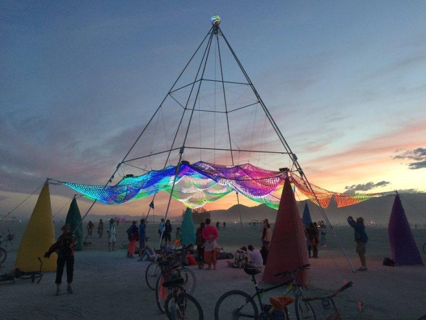 #BurningMan Festival 2016 - Best #Art Selection - be artist be art