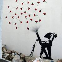 FLOWER BOMBS - #Creative #Streetart