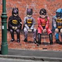 Mini #Heroes - #Creative #Streetart