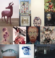 IT'S ART Call 2016 - by Dcontemporary - The Culthouse - be artist be art