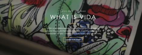 Vida - Unique creations - be artist be art