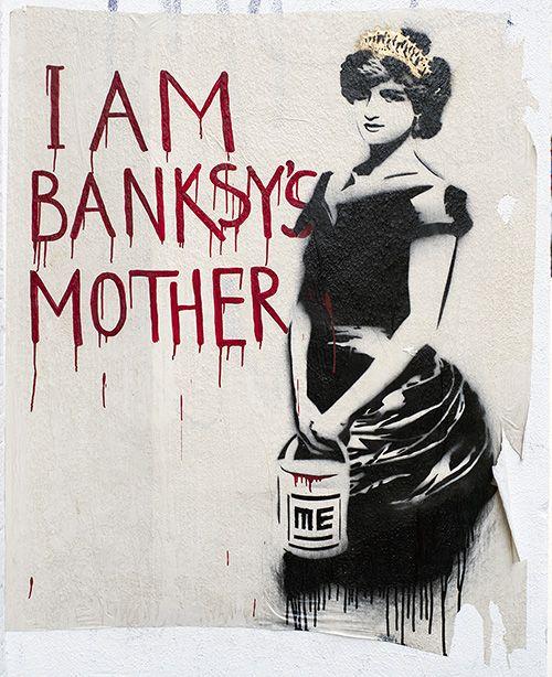 Who is #Bansky ? - #Streetart - be artist be art