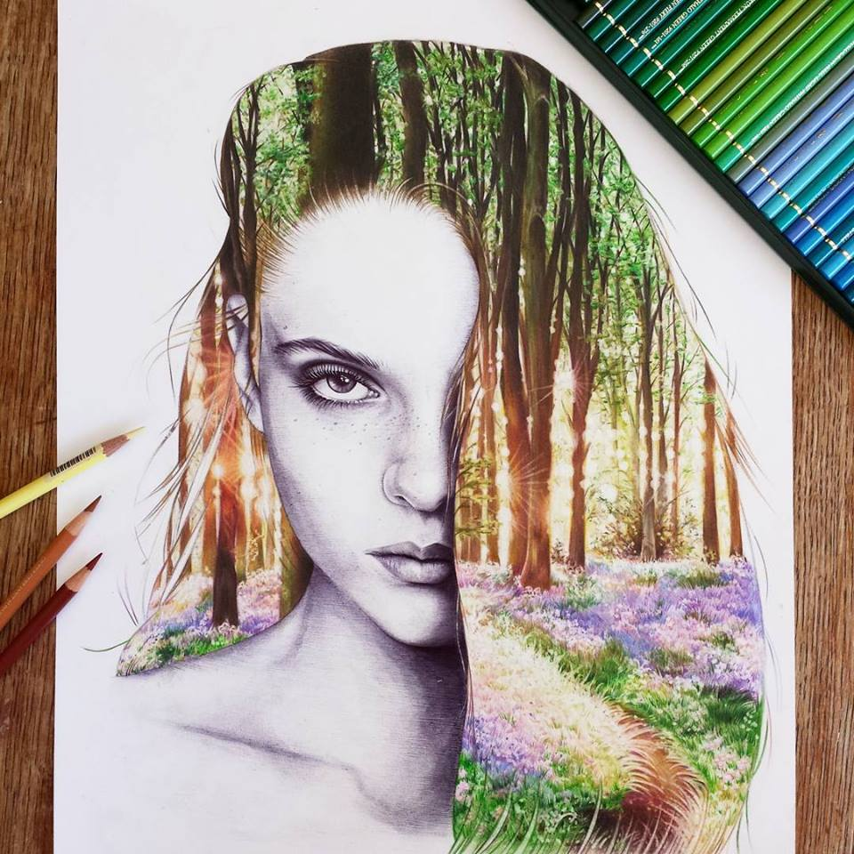 Beauty Dreams - Hovey Eyres - Be artist Be art