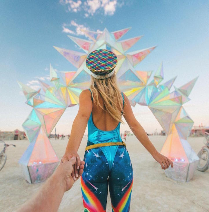 Burning Man Dreams - Gallery - be artist be art