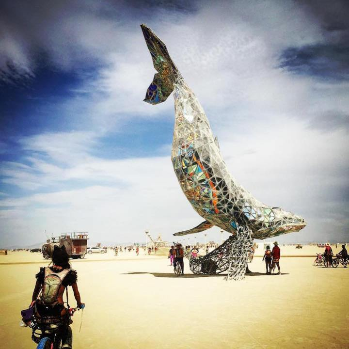 Burning Man Dreams - Gallery - be artist be art