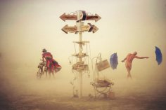 Burning Man 2016 Insanity - by Victor Habchy