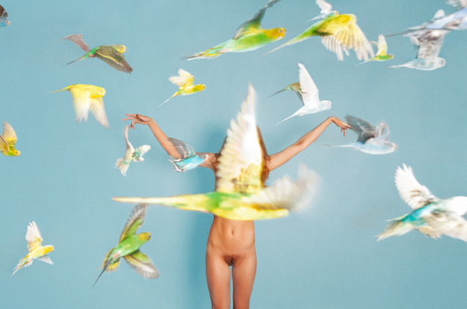 We are ALL #Animals - by Ryan McGinley - Be artist Be art