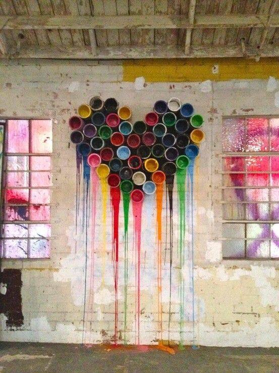 We #Love #UrbanArt - #Creative life - be artist be art