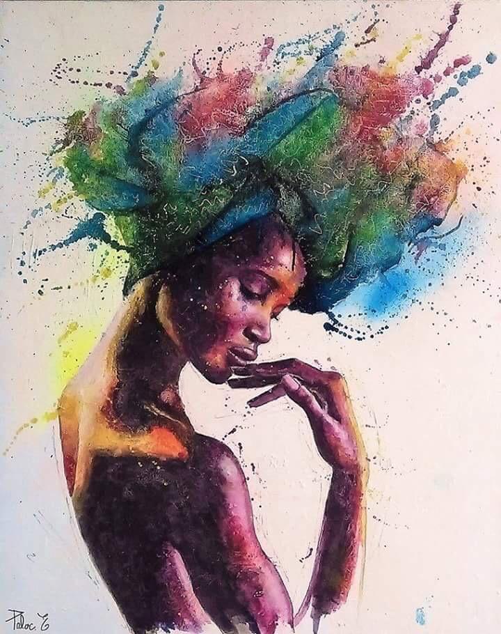 Soul Beauty - #Creative Colors - be artist be art
