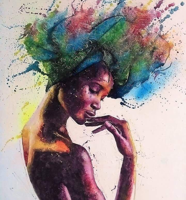 Soul Beauty - #Creative Colors - be artist be art