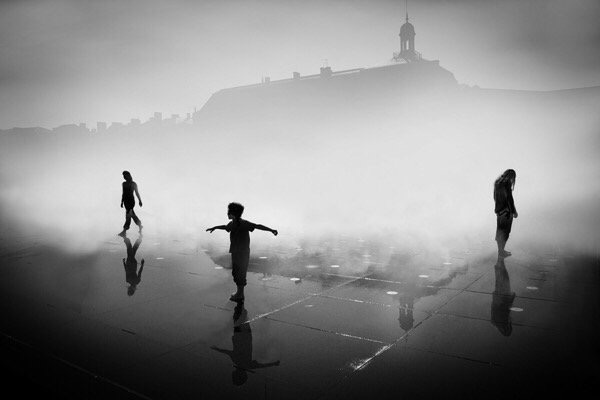 Silhouettes - by Pascal Fallot - be artist be art