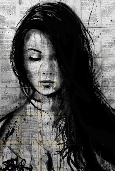 Moments - by Loui Jover - be artist be art