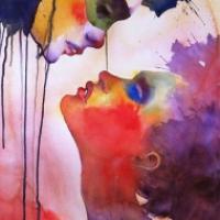 Lust Love - #creative #painting
