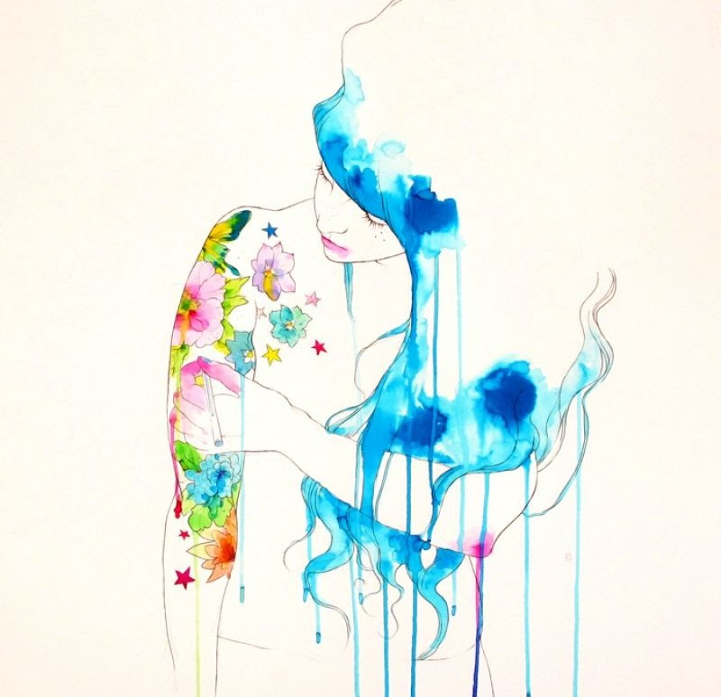 Nasty Colors - Conrad Roset - be artist be art