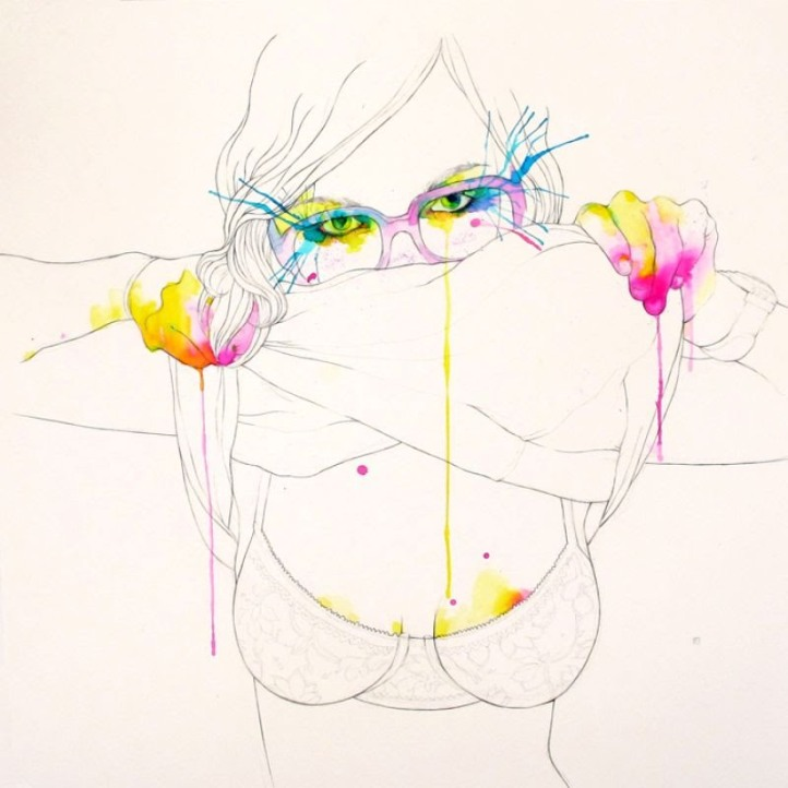 Nasty Colors - Conrad Roset - be artist be art