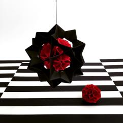 KUSUDAMA and TEMARI - Origami Dreams by Gadgetique Japon - be artist be art Magazine