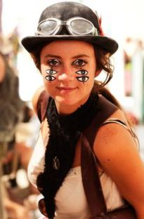"""Faces of the Burning Man """"Virtues of Humanity"""" - (Video + Photos) - be artist be art Magazine"""
