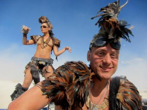"Faces of the Burning Man ""Virtues of Humanity"" - (Video + Photos) - be artist be art Magazine"