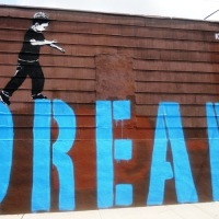 Dream - Creative Streetart by ICY and SOT