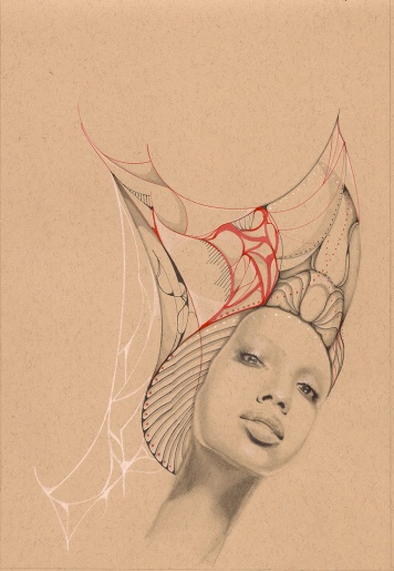 Women Power - Paintings by Ivette Cabrera