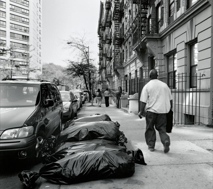 "Somewhere in The Bronx ""New York, Walking Down the Street"" by PhotoFactum - be artist be art Magazine"